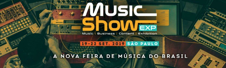 Music Show Experience vaia contecer entre os dias 19 e 22 de setembro