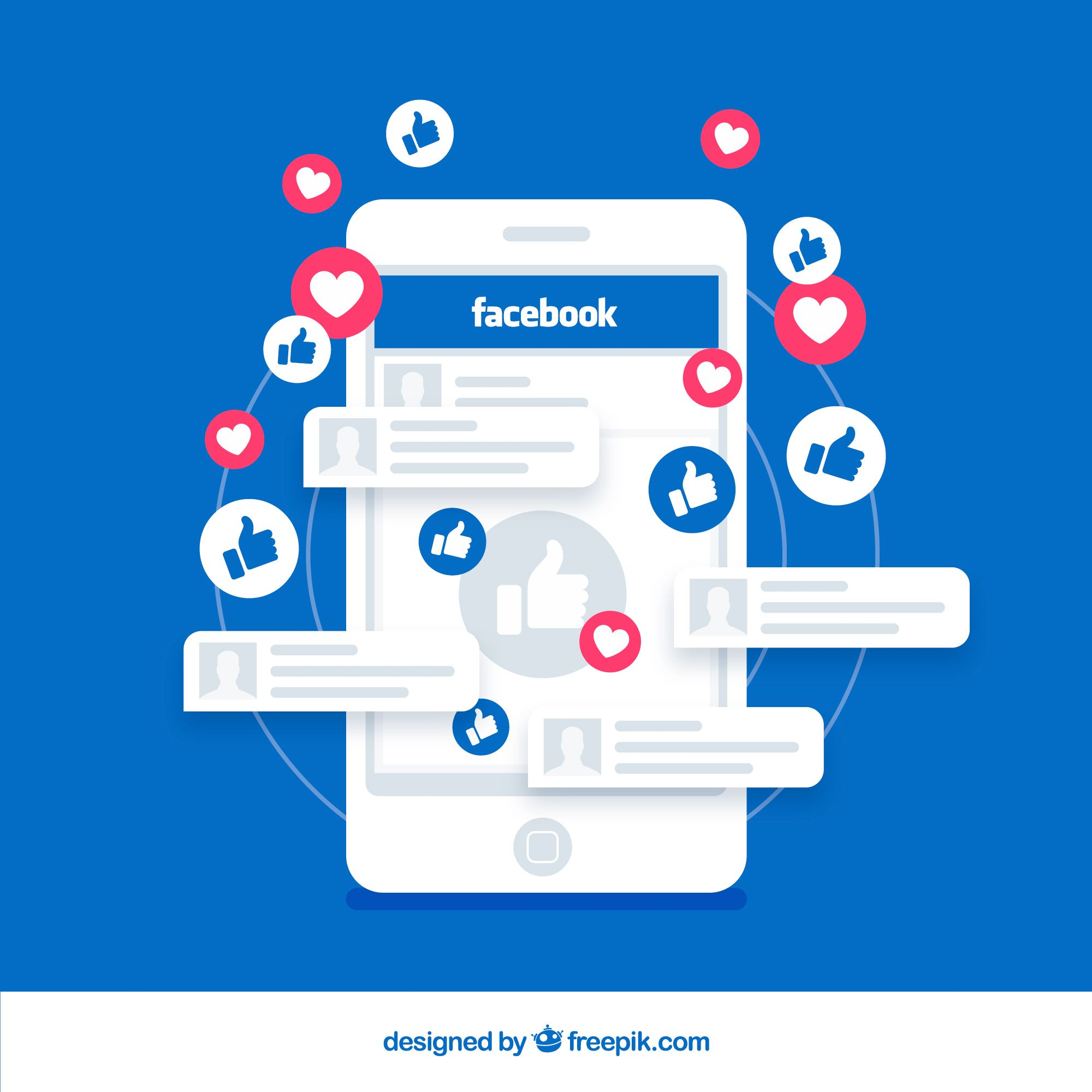 Alcance orgânico do Facebook é um problema na vida do social media