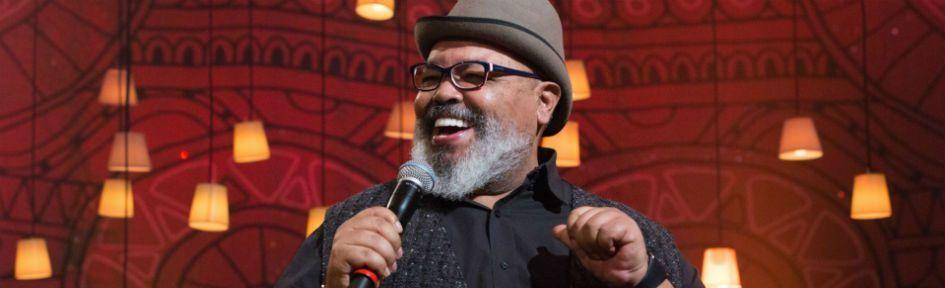 Jorge Aragão , ícone do samba