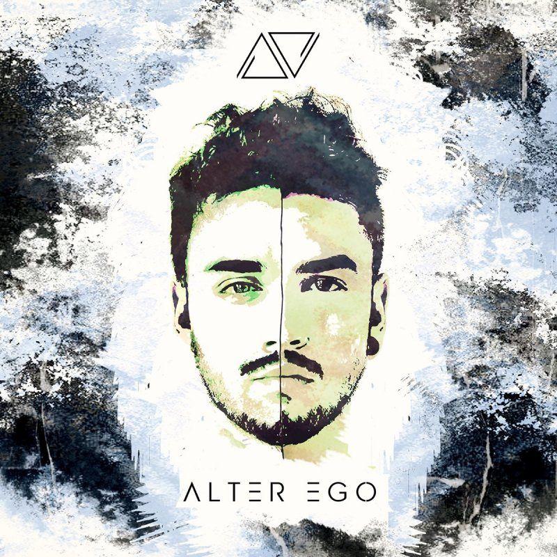 Capa do homônimo EP de estreia da dupla ALTER EGO
