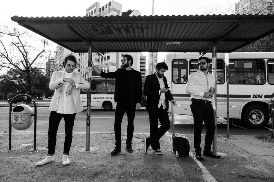 Banda Homem Café, rock independente com qualidade
