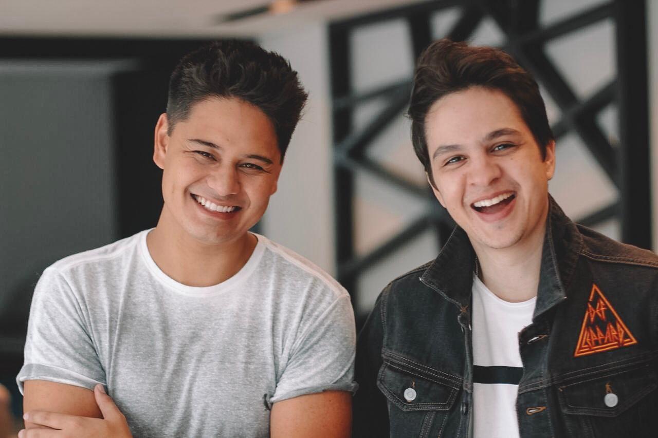 Francis & Felipe vão concorrer ao Grammy 2019