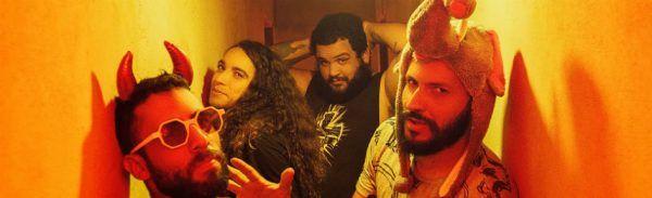 Dona Iracema faz um rock autêntico, pesado e original