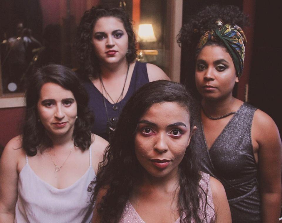Banda Souela é formado por quatro mulheres