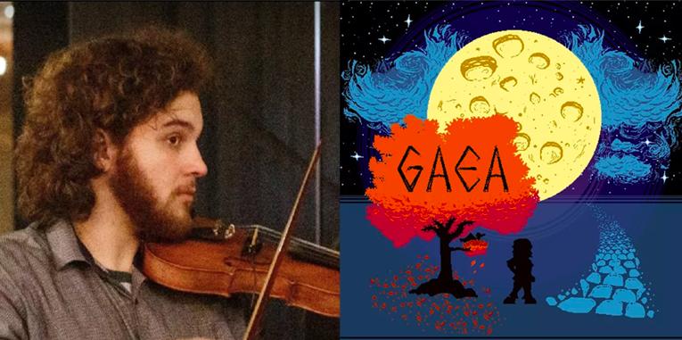 Augusto Aguieiras, multi-instrumentista, é destaque no Palco MP3