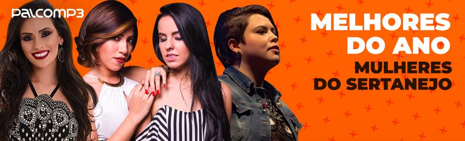 Cantoras de música sertaneja brilham muito no Palco MP3