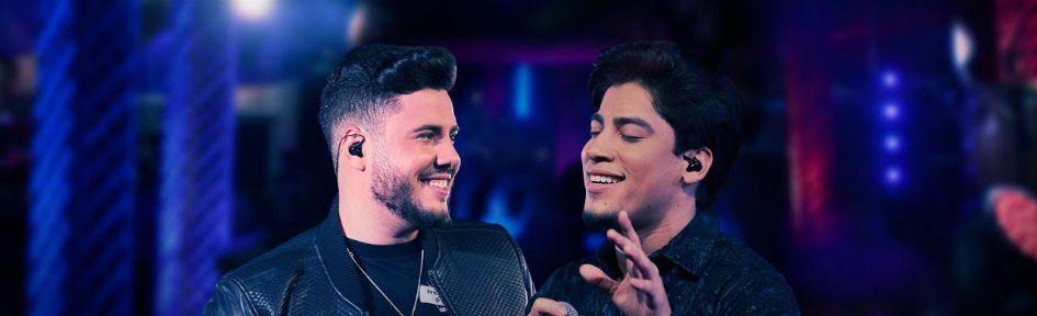 Dupla Netto e Henrique divulga a música Forçar a Barra