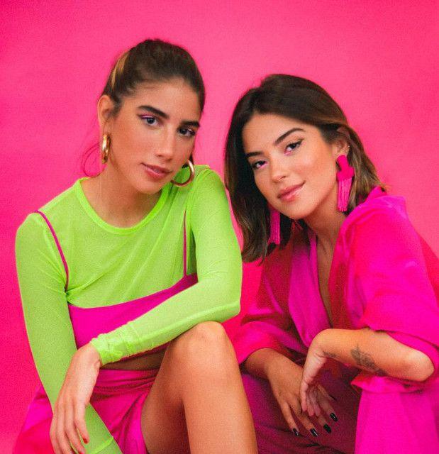Clara x Sofia, duo do pop