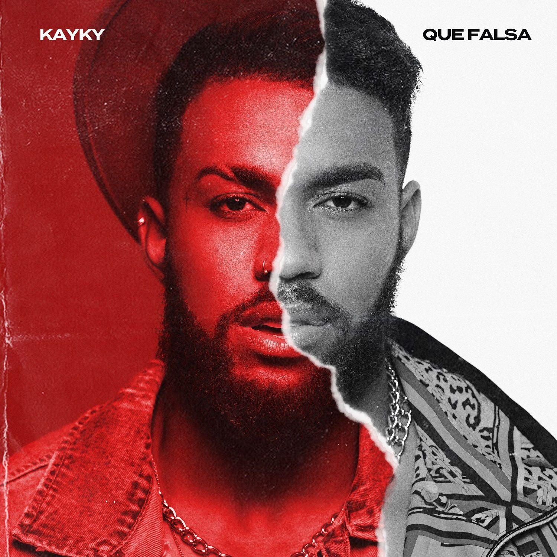 Kayky lança o hit Que Falsa