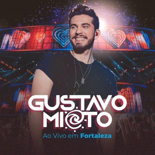 Capa do CD Ao Vivo em Fortaleza, de Gustavo Mioto