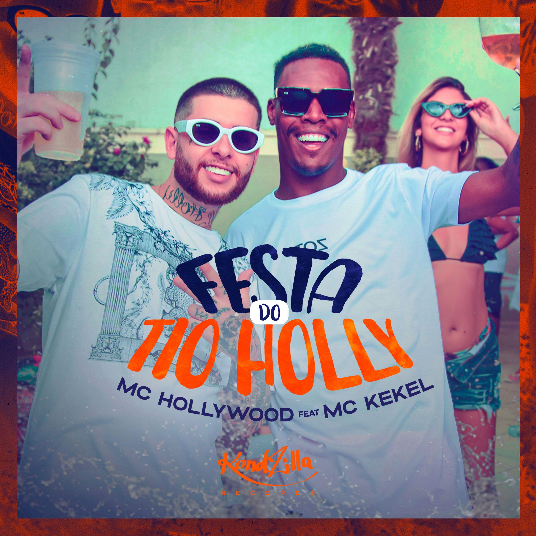 Capa do novo trabalho do MC Hollywood