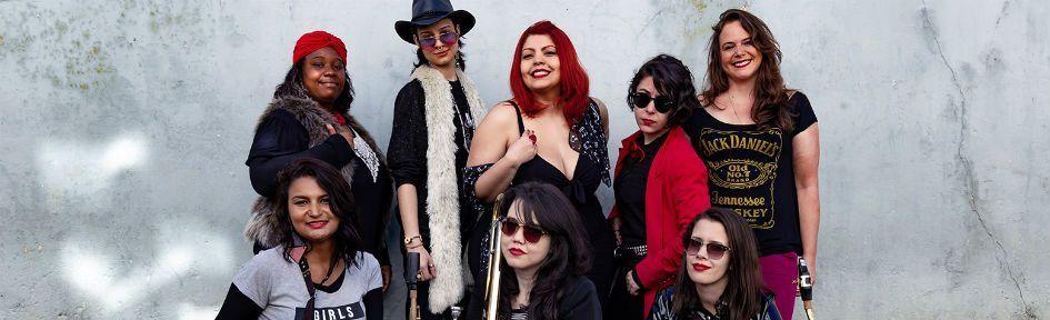 Ablusadas é uma banda de blues mineira