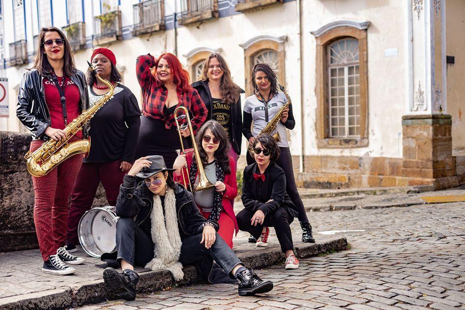 A banda Ablusadas é nome forte na cena da música mineira
