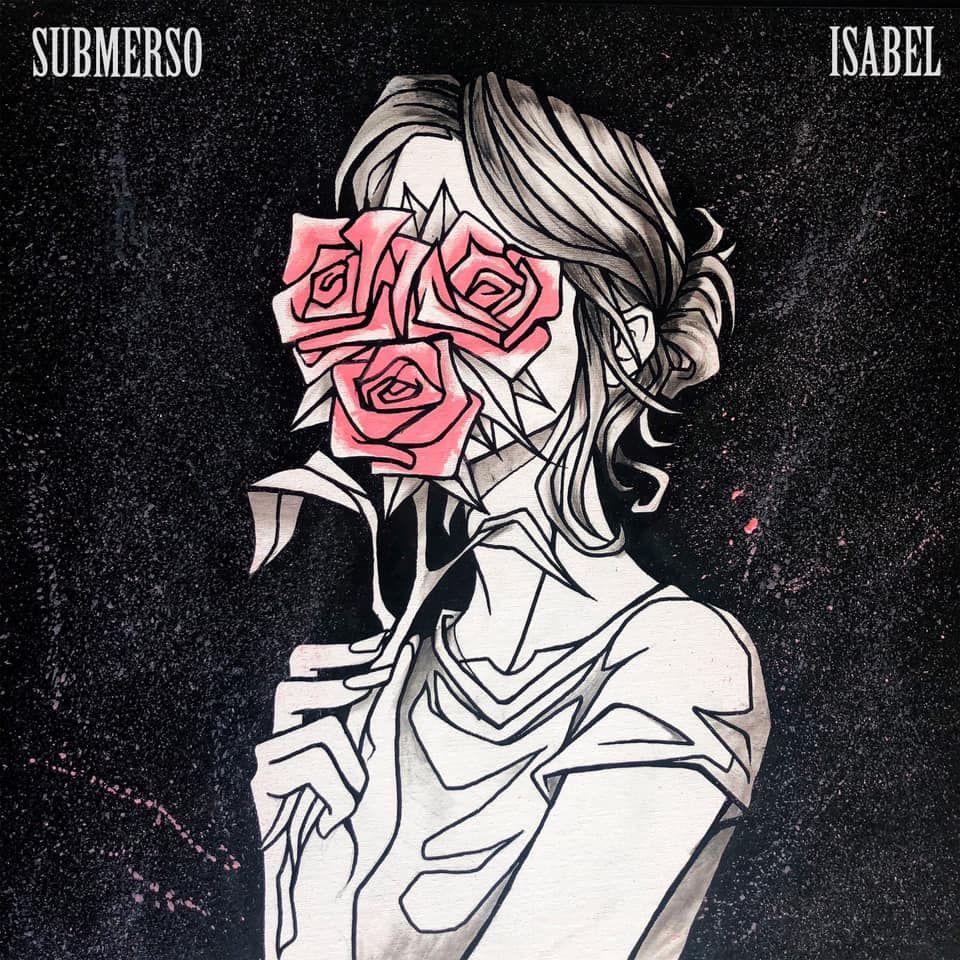 Imagem de divulgação do single Isabel, da banda Submerso