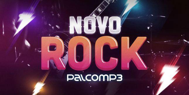 Imagem de divulgação da playlist Novo Rock