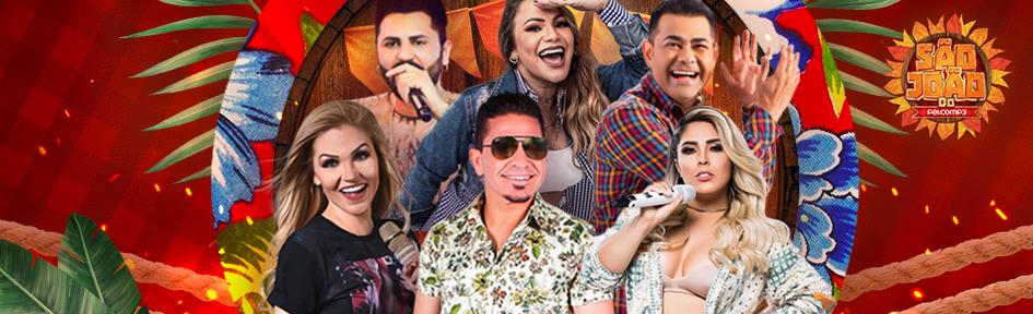 Artistas de forró e música sertaneja fizeram a alegria do São João do Palco MP3