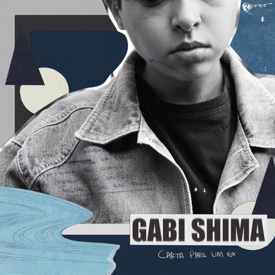 Gabi Schima lança single de estreia, Carta Para Um Ex