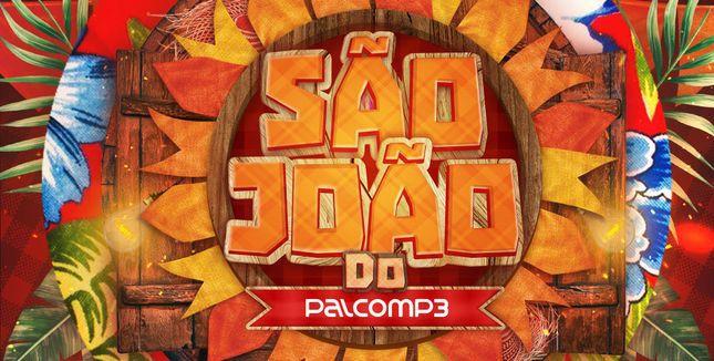 Imagem de divulgação da playlist do São João do Palco MP3