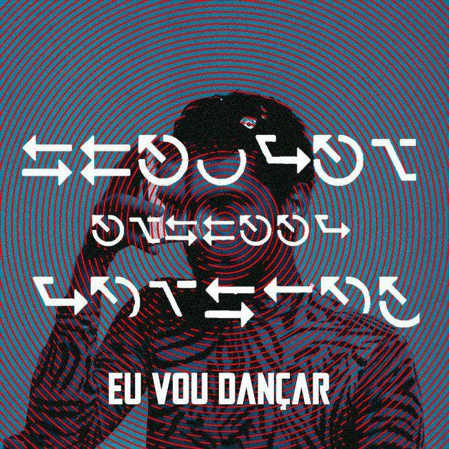 Capa de Eu Vou Dançar, novo single do cantor Rudhrra