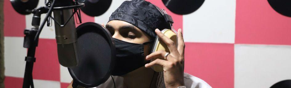 Valcinã Calixto grava disco