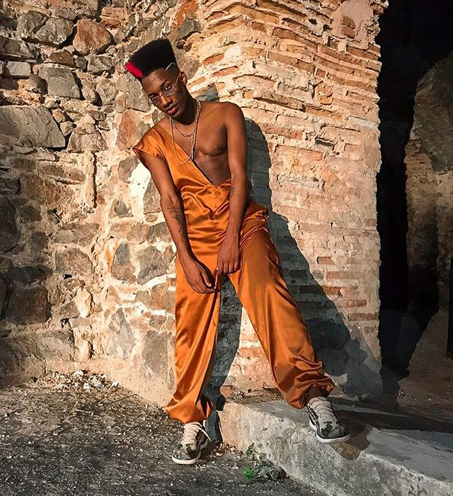 Rapper baiano Yan Cloud canta sobre a vida do jovem negro