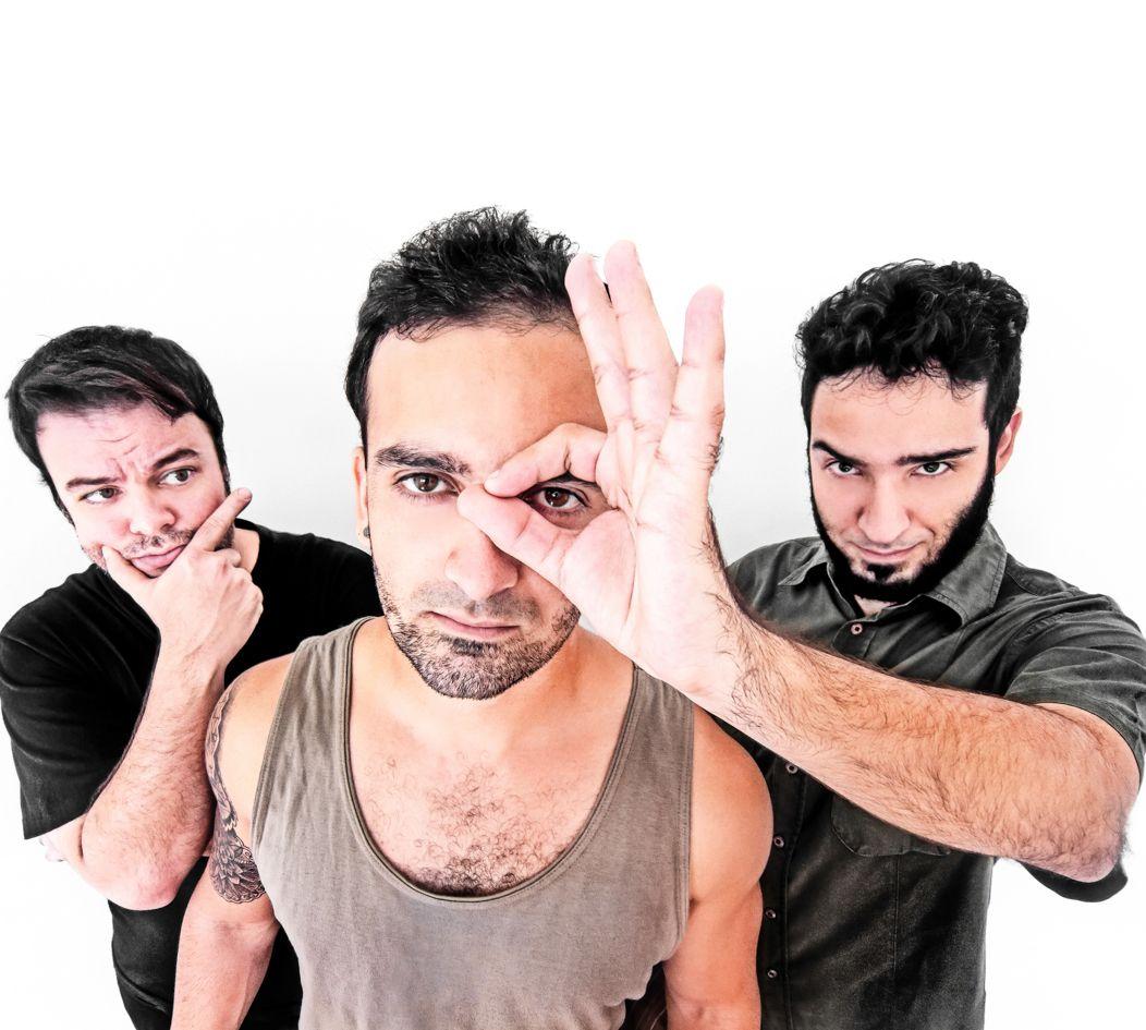 Power trio Zombizarro acaba de lançar o Ep Redentor