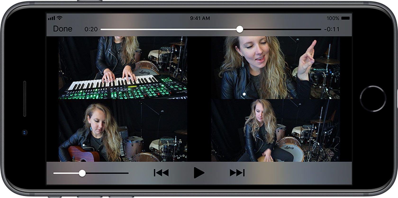 4XCAMERA é noivdade da Roland para criação de conteúdo audiovisual