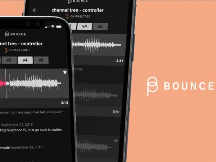 Bounce é um app voltado para a questão da organização