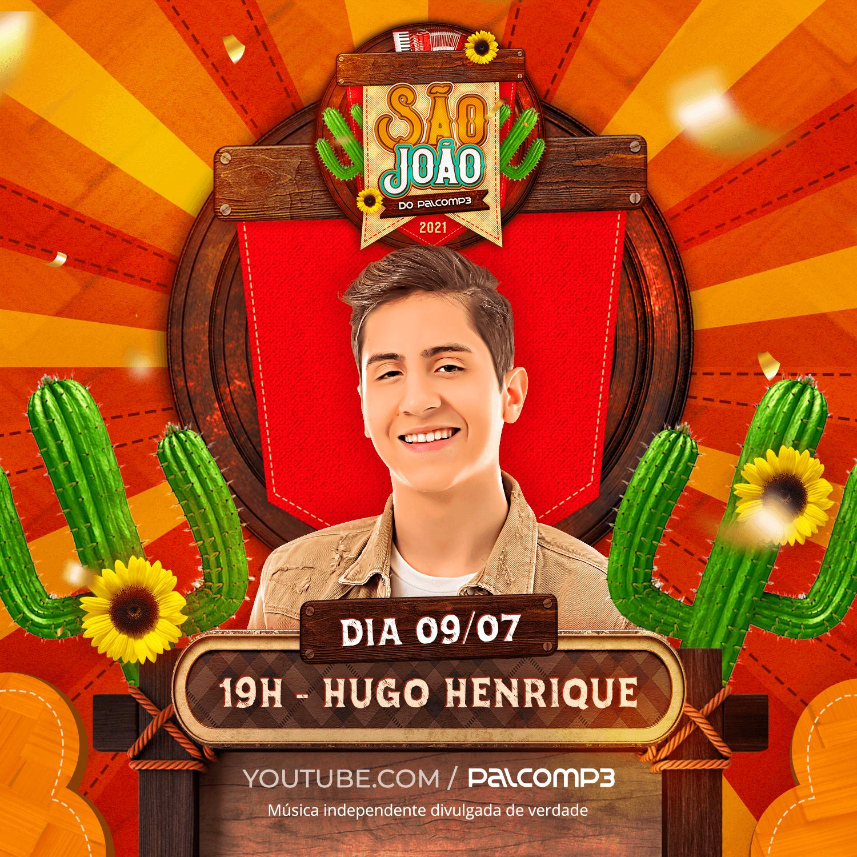Hugo Henrique, atração do São João do Palco MP3