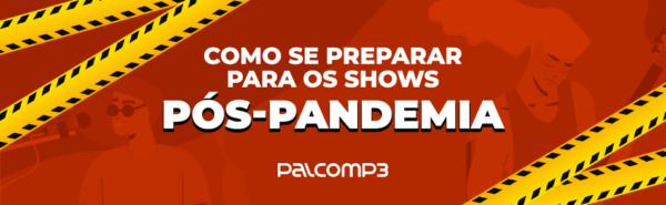 shows pós-pandemia header