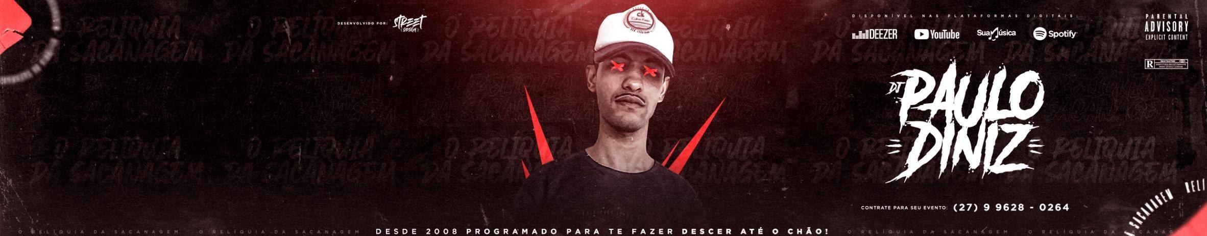 Imagem de capa de DJ Paulo Diniz
