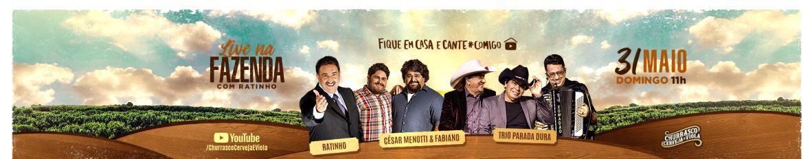 Imagem de capa de Churrasco, Cerveja e Viola