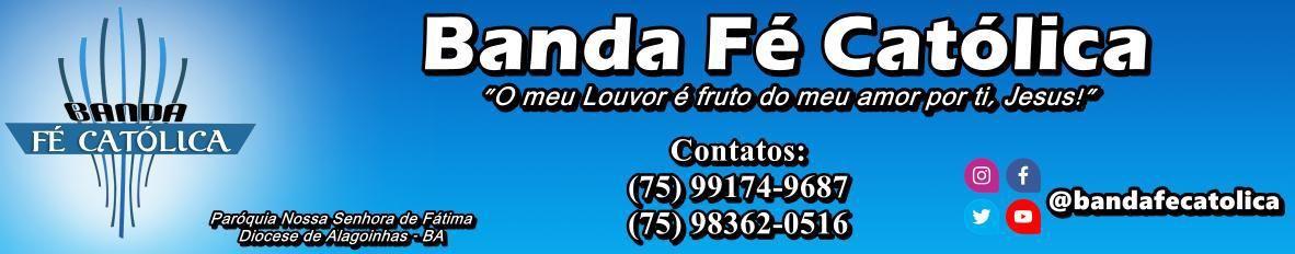 Imagem de capa de Banda Fé Católica