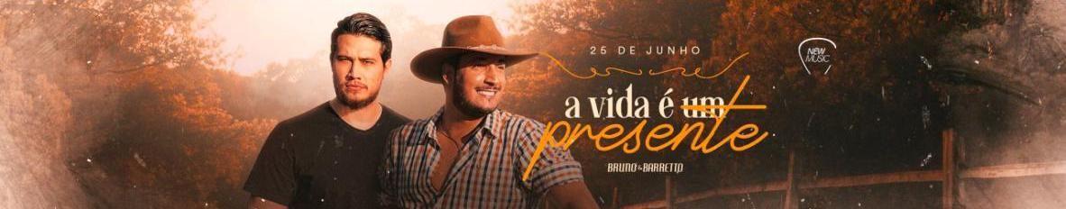 Imagem de capa de Bruno & Barretto