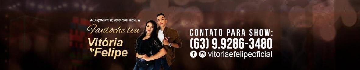 Imagem de capa de Vitória e Felipe Oficial