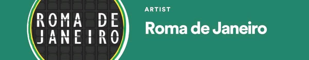 Imagem de capa de Roma de Janeiro
