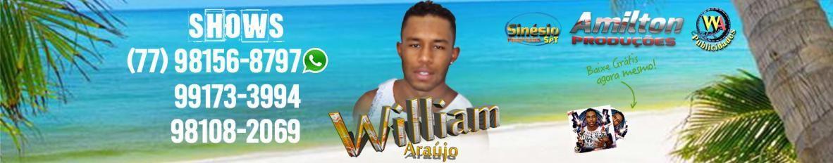 Imagem de capa de WILLIAM ARAUJO. um tchê a mais !!!