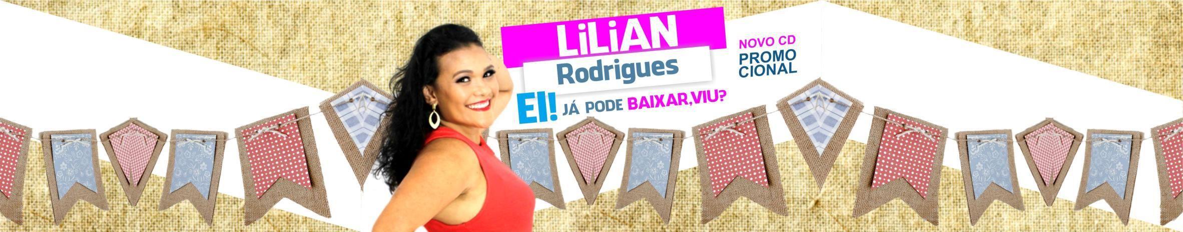 Imagem de capa de Lilian Rodrigues