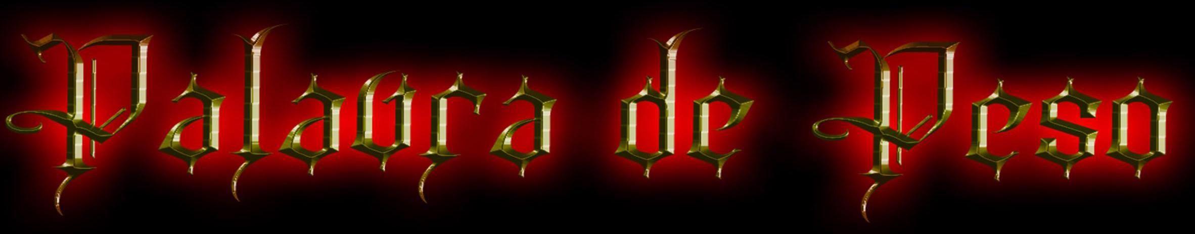 Imagem de capa de Palavra De Peso