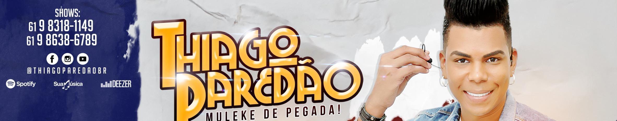 Imagem de capa de Thiago Paredão