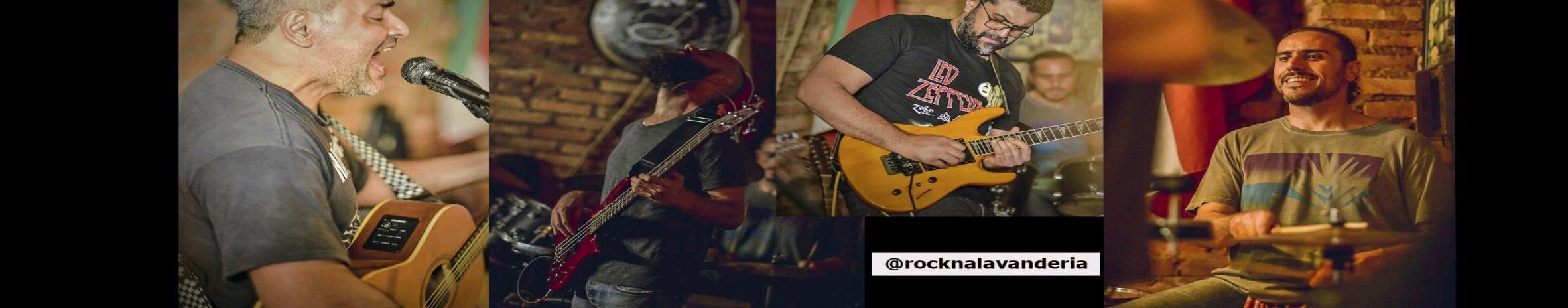 Imagem de capa de Rock na Lavanderia