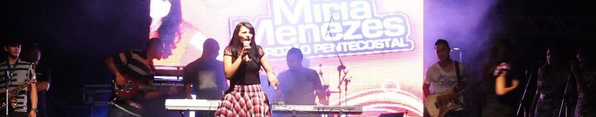 Imagem de capa de Miriã Menezes Forrozão Pentecostal