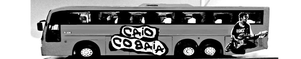 Imagem de capa de Caio Cobaia
