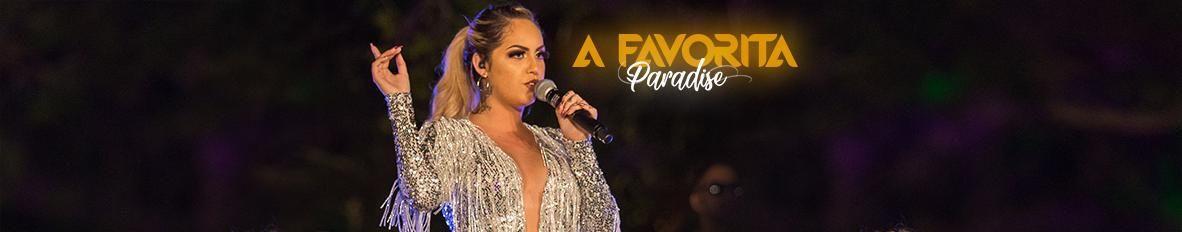 Imagem de capa de Raphaela Santos - A Favorita