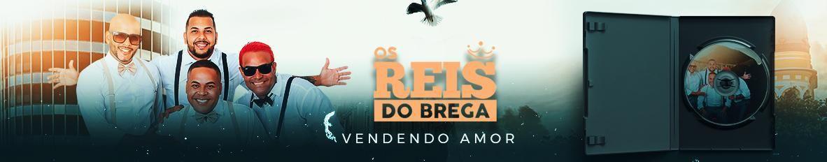 Imagem de capa de Os Reis Do Brega