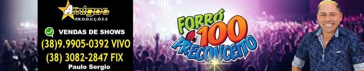 Imagem de capa de FORRÓ 100 PRECONCEITO