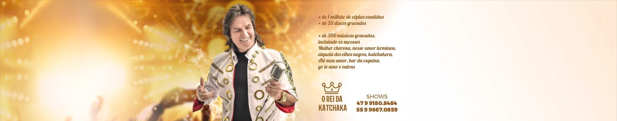 Imagem de capa de Vanderlei Rodrigo