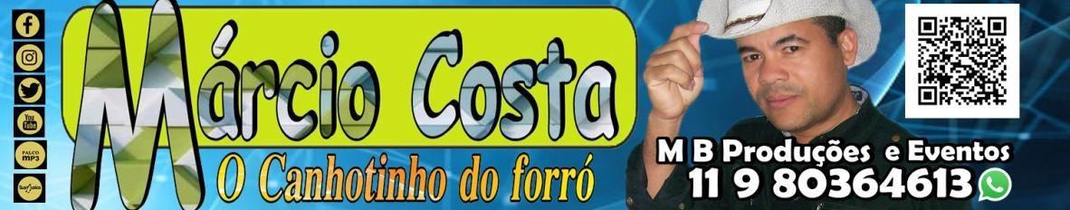 Imagem de capa de Márcio Costa - O Canhotinho do forró