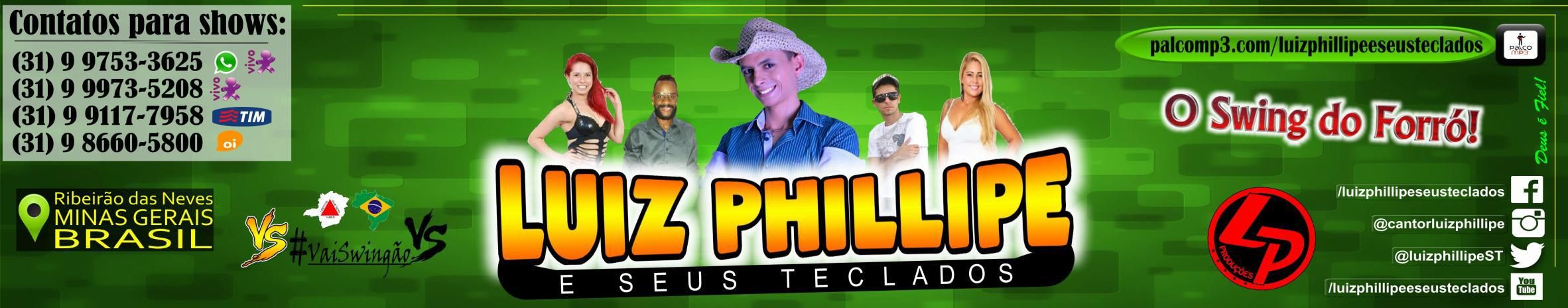 Imagem de capa de Luiz Phillipe E Seus Teclados
