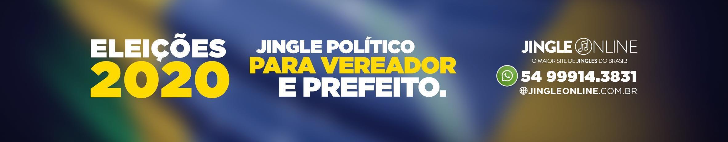 Imagem de capa de Jingles Politicos 2020